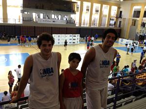 Basket - Atletas dos Pimpões
